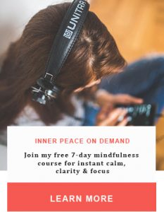 inner peace on demand