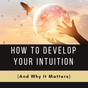 Develop Your Intuition 1