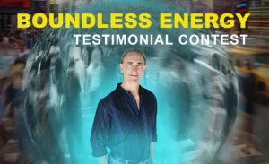 Boundless Energy Testimonial Contest
