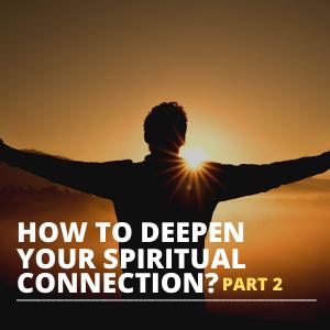 spiritual connection article