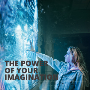 the power of your imagination squared image